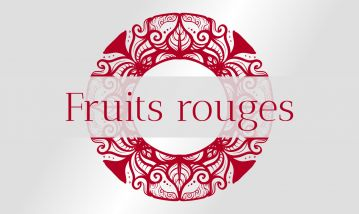 E-liquide CBD by LYC Fruits Rouges